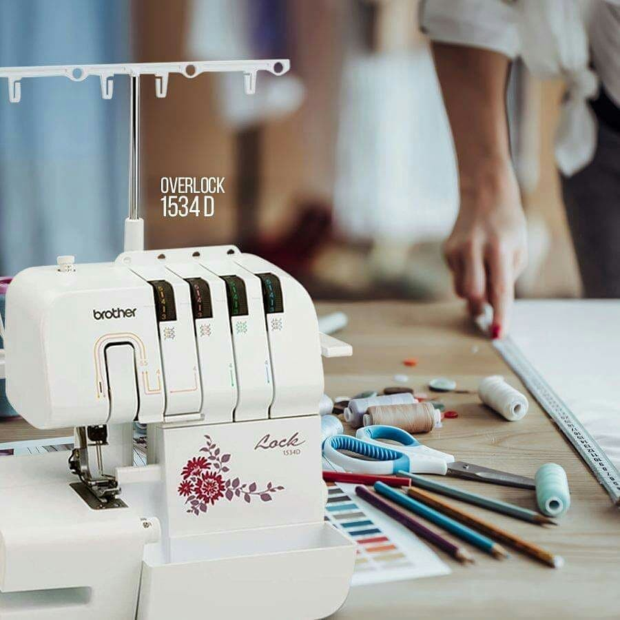 Overlock Brother 1534D